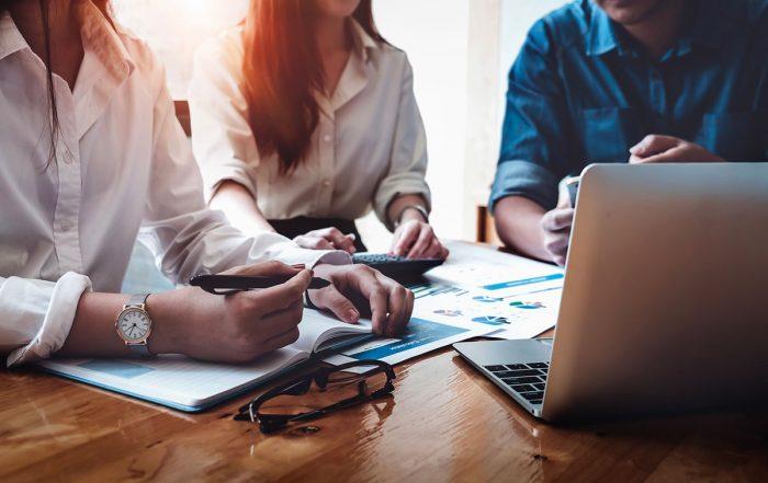 liderazgo y crecimiento empresarial